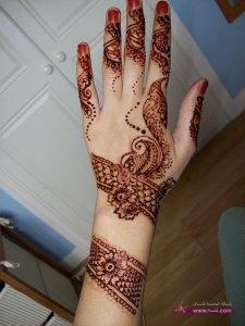 Selected Bridal Mehndi Designs for Christmas Wedding New Year 2014 11 225x300 أكبر مجموعة صور نقش حناء عربي و هندي و باكستاني حديث و متنوع 2016