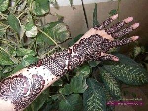 Stylish Colorful Eid Ul Fitr Mehndi Design 2014 for Girls 17 300x225 أكبر مجموعة صور نقش حناء عربي و هندي و باكستاني حديث و متنوع 2016