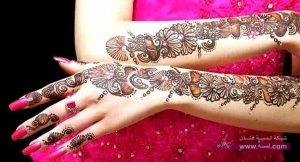 Stylish Colorful Eid Ul Fitr Mehndi Design 2014 for Girls 7 300x162 أكبر مجموعة صور نقش حناء عربي و هندي و باكستاني حديث و متنوع 2016