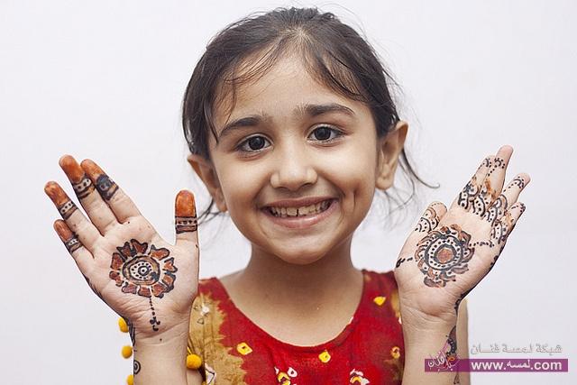 أكبر مجموعة صور نقش حناء عربي و هندي و باكستاني حديث و متنوع 2016