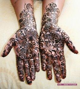 bridal mehndi designs 4 271x300 أكبر مجموعة صور نقش حناء عربي و هندي و باكستاني حديث و متنوع 2016