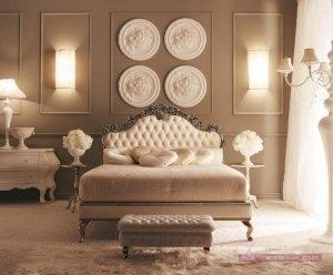 image 3 300x248 غرف نوم بالوان جديدة 2015  للعرسان احدث غرف النوم الشيك2016