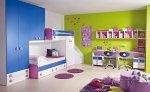افكار الوان دهانات غرف اطفال جديدة
