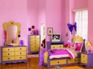 اشكال والوان ديكورات لغرف الاطفال 3 450x338 300x225 غرف نوم اطفال 2016 بديكورات جميلة  بالوان طفولية وبلمسه جذابة