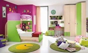 ديكورات غرف نوم اطفال2016 3 450x275 300x183 غرف نوم اطفال 2016 بديكورات جميلة  بالوان طفولية وبلمسه جذابة