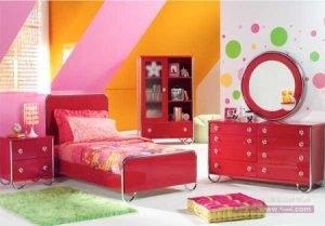 غرفة اطفال2016 1 450x314 300x209 غرف نوم اطفال 2016 بديكورات جميلة  بالوان طفولية وبلمسه جذابة