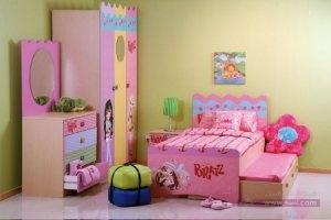 غرف نوم اطفال 2016 بديكورات جميلة 2 450x300 300x200 غرف نوم اطفال 2016 بديكورات جميلة  بالوان طفولية وبلمسه جذابة