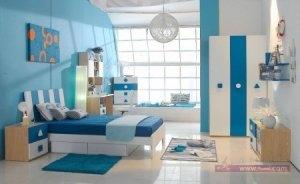 غرف نوم اطفال 2016 بديكورات جميلة 3 450x276 300x184 غرف نوم اطفال 2016 بديكورات جميلة  بالوان طفولية وبلمسه جذابة