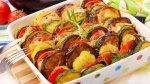 وصفات رمضانية سهلة طريقة صينية البطاطس والباذنجان