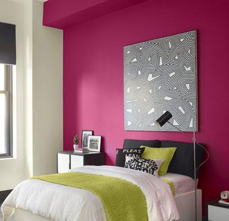 2017 - Combinar colores para pintar paredes ...