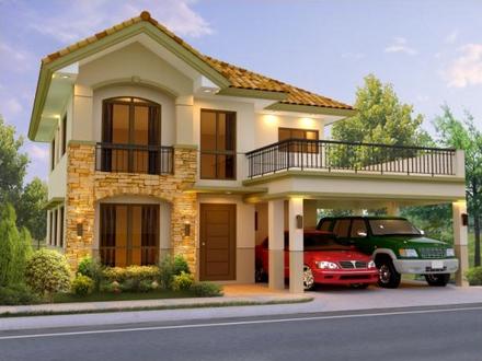 أفضل صور التصاميم المنزلية النموذجية ديكورات Hot New