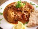 دجاج بالزبادي من اطيب الاكلات الهندية