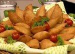 الفطائر الشهية بالدجاج والحشوات الرائعة