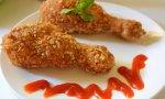 اكلات رمضانية سريعة بالصور : وصفة دجاج كنتاكي