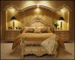 ديكورات جبسية لغرف النوم وصالات المعيشة مع اضاءات مخفية