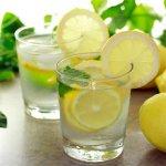 رجيم الماء والليمون لخسارة 4 كيلوغرامات