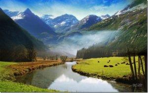 landscapes 3 300x188 مناظر طبيعية قمة في الروعة والخيال