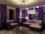 purple living room design ideas 9 150x113 ديكورات فضيعه غاية الجمال  الوان راقية ادخل وشوفها