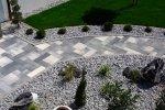 كيفيه عمل ممرات حدائق المنزل وزراعتها لتكون حدائق مميزه 2018