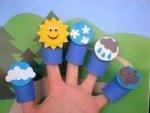 مجسمات عن الطقس روعه للاطفال