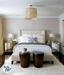 صور تصميمات متنوعة لـديكور غرفة النوم الرئيسية والمجالس