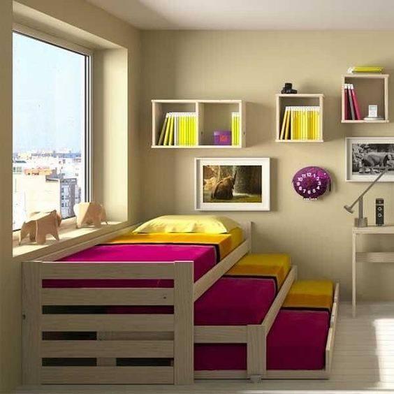 46124000 2340475956238979 9217998641925455872 n 1 السرير المسحوب تصميم عملي جدًا لـ توفير المساحة في الاماكن الضيقة