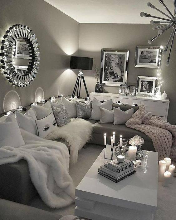 48396291 2369053273381247 2498360515915415552 n تصميمات التي تستغل المساحة بشكل جيد في غرف المعيشة