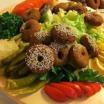 فلافل رمضان(بالحمص والفول)