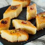 اكلات وحلويات رمضان 2019    حلى البسبوسة بالنسكافيه