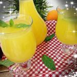 عصير برتقال وليمون رمضاني 2019