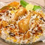 برياني دجاج هندي