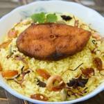 سمك بوري مشوي مع أرز صياديةاكلات وحلويات رمضان 2019