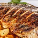 طريقة عمل سمك مشوي فى الفرن فى رمضان