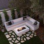 تصميمات متنوعة لـ الجلسات بـ حديقة البيت