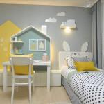 تصميمات مبهجة لـ غرف الاطفال