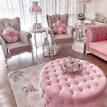 ديكورات باللون الوردي هو سر جمال و أناقة البيت