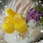 عصير برتقال وليمون رمضان