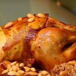 طريقة الدجاج محمر مغربي بالفرن من أشهى الوصفات المغربية