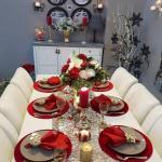 طاولات طعام سفر  خيال