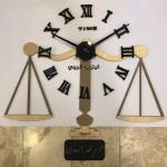 تصاميم ساعة حائط للمصممه فينوس