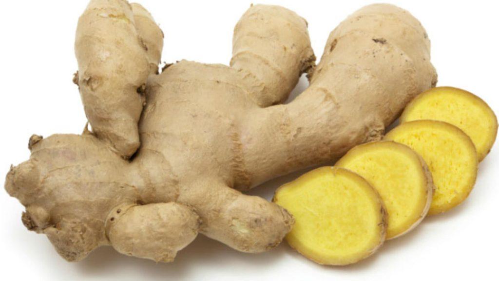 ginger 1024x576 علاج التهاب الرئة بالاعشاب الإلتهاب الرئوي .. كورونا أحد فيروسات التي تسبب الالتهاب الرئوى