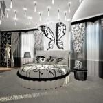 غرف نوم بأجمل لألوان 2014 لمسات رائعه