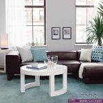 الوان ديكور 2015   ابداع الألوان في غرف الجلوس