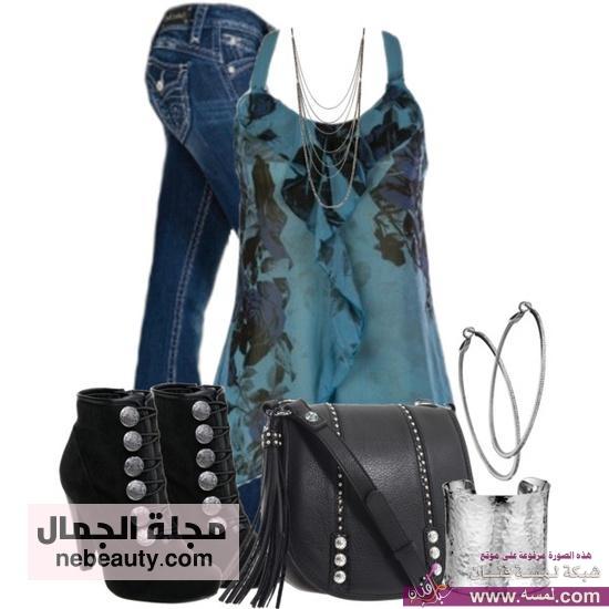 35d63786605b3d6467c2d60700072b4f كولكشين ملابس صيفيه أنيقه بألوان رائعة  أنيقه وعصريه 2014