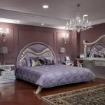 مجموعه من اجمل تصميمات ودهانات غرف النوم للعرسان2014