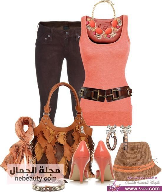4b787253df132a502ef1bb3dae466406 كولكشين ملابس صيفيه أنيقه بألوان رائعة  أنيقه وعصريه 2014