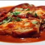 طريقة عمل سمك الفيليه بصلصة الطماطم