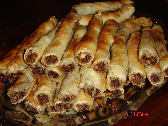 604558 مجموعة اكلات شاميه من باب الحارة اكلات شاميه لذيذة