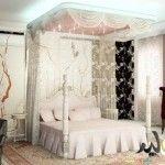 صور غرف نوم للعرسان – ديكور 2014 – ديكورات اثاث غرف منازل 2015