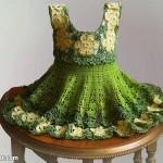 فستان صوف رقيق جدا 2014